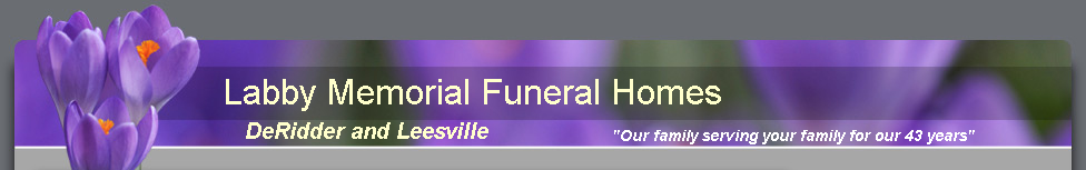 Labby Memorial Funeral Homes