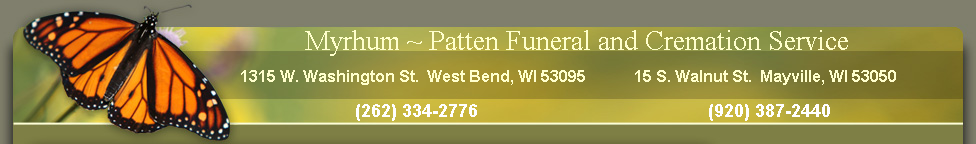 Myrhum - Patten Funeral and Cremation Service
