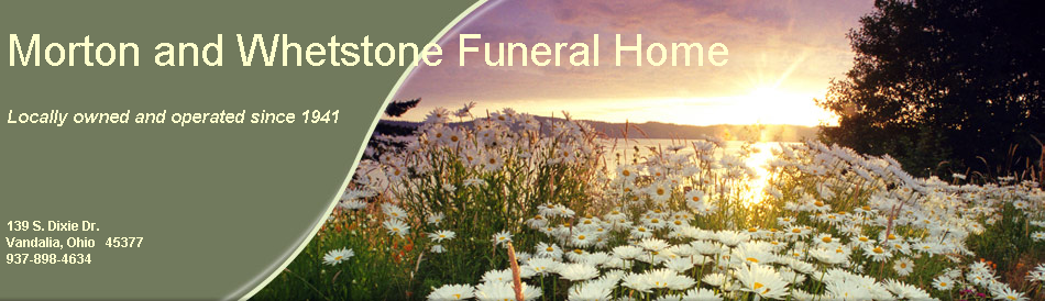 Morton and Whetstone Funeral Home