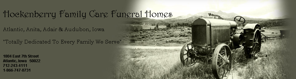 Hockenberry Family Care Funeral Homes