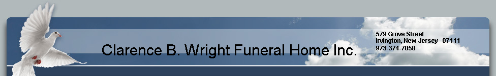 Clarence B. Wright Funeral Home Inc.