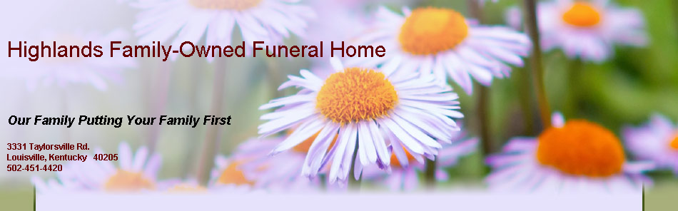 Highlands Family-Owned Funeral Home