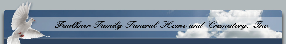 Faulkner Family Funeral Home and Crematory, Inc.
