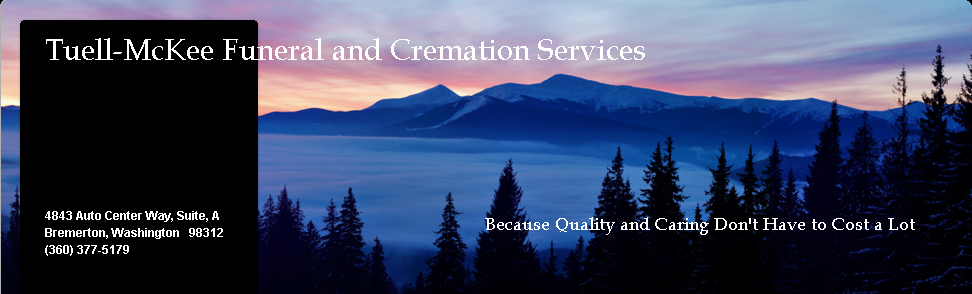Tuell-McKee Funeral and Cremation Services