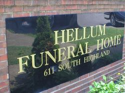 Hellum Funeral Home, Inc.