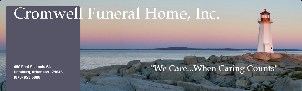 Cromwell Funeral Home, Inc.