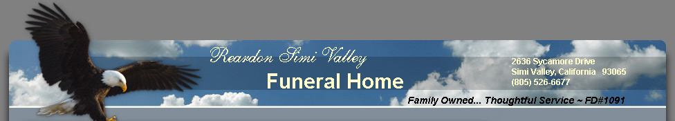 Reardon Simi Valley Funeral Home