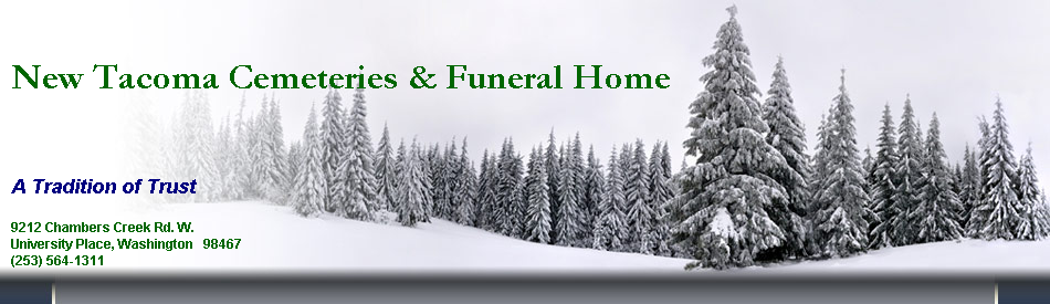 New Tacoma Cemeteries & Funeral Home