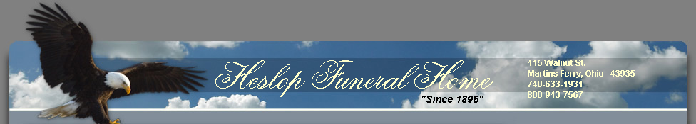Heslop Funeral Home