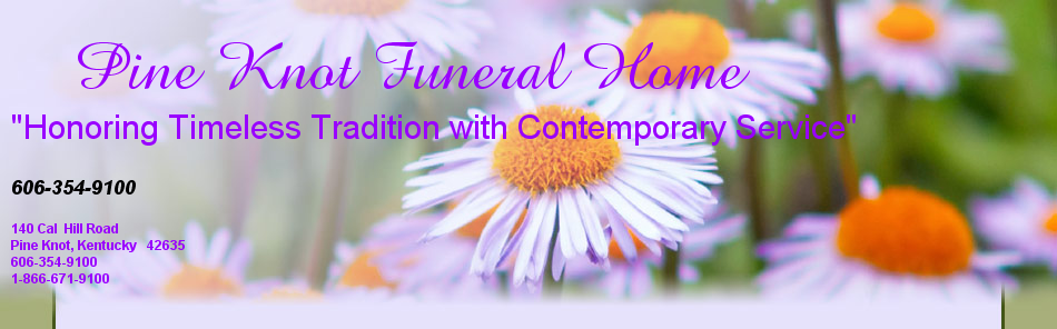 Pine Knot Funeral Home
