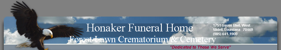 Honaker Funeral Home - Forest Lawn Cemetery