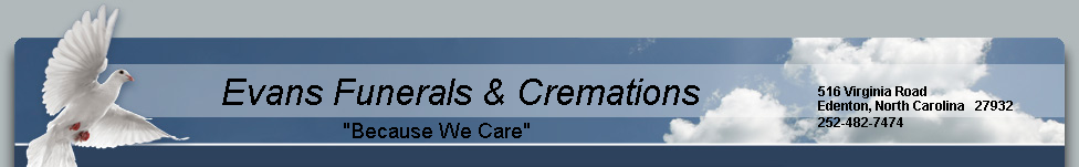 Evans Funerals and Cremations