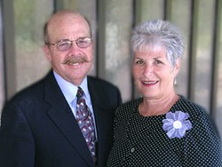 Gregg & Nancy Johnson
