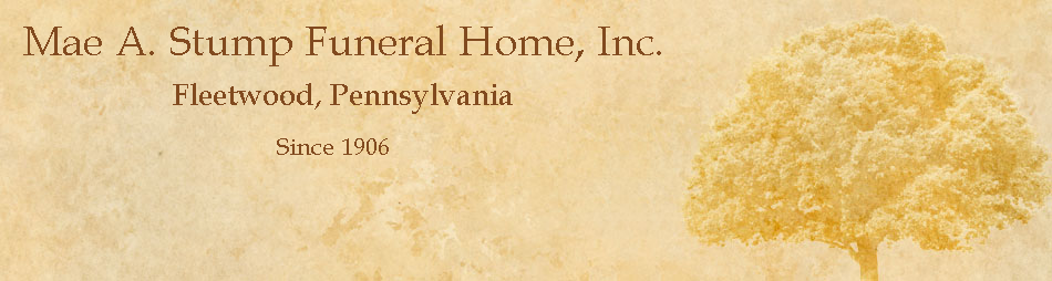 Mae A. Stump Funeral Home, Inc.