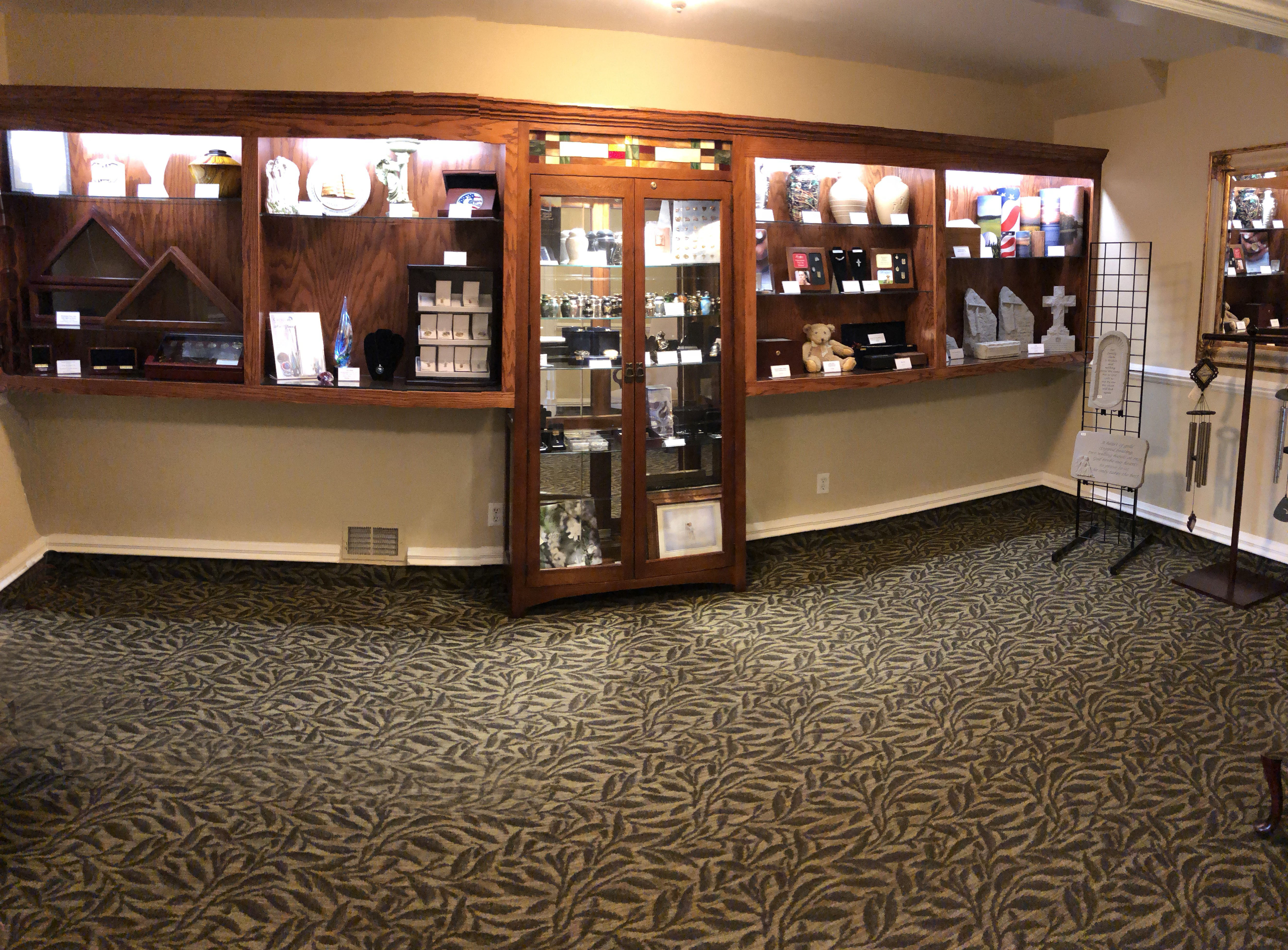 Gift Shop | Lewis E  Wint & Son Funeral Home of Clarkston