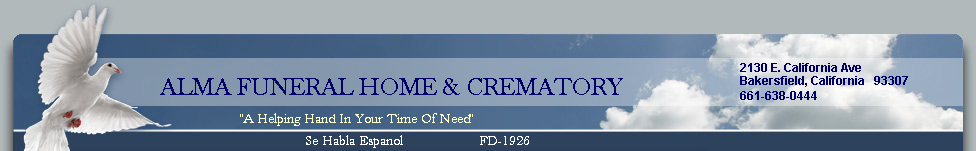 ALMA FUNERAL HOME & CREMATORY