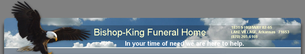 Bishop-King Funeral Home