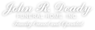 John R. Deady Funeral Home Inc.