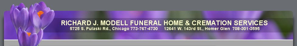 Richard J. Modell & Cremation Service