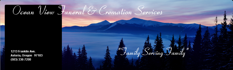 Ocean View Funeral & Cremation Service
