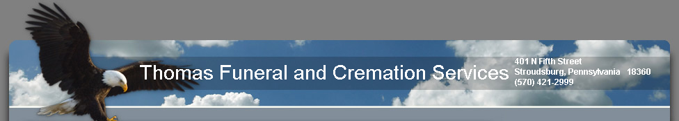 Thomas Funeral and Cremation Services