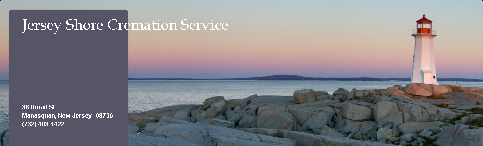 Jersey Shore Cremation Service