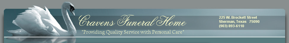 Cravens Funeral Home