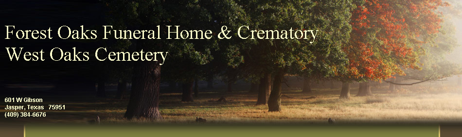Forest Oaks Funeral Home