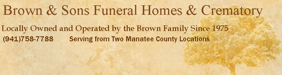 Brown & Sons Funeral Homes & Crematory