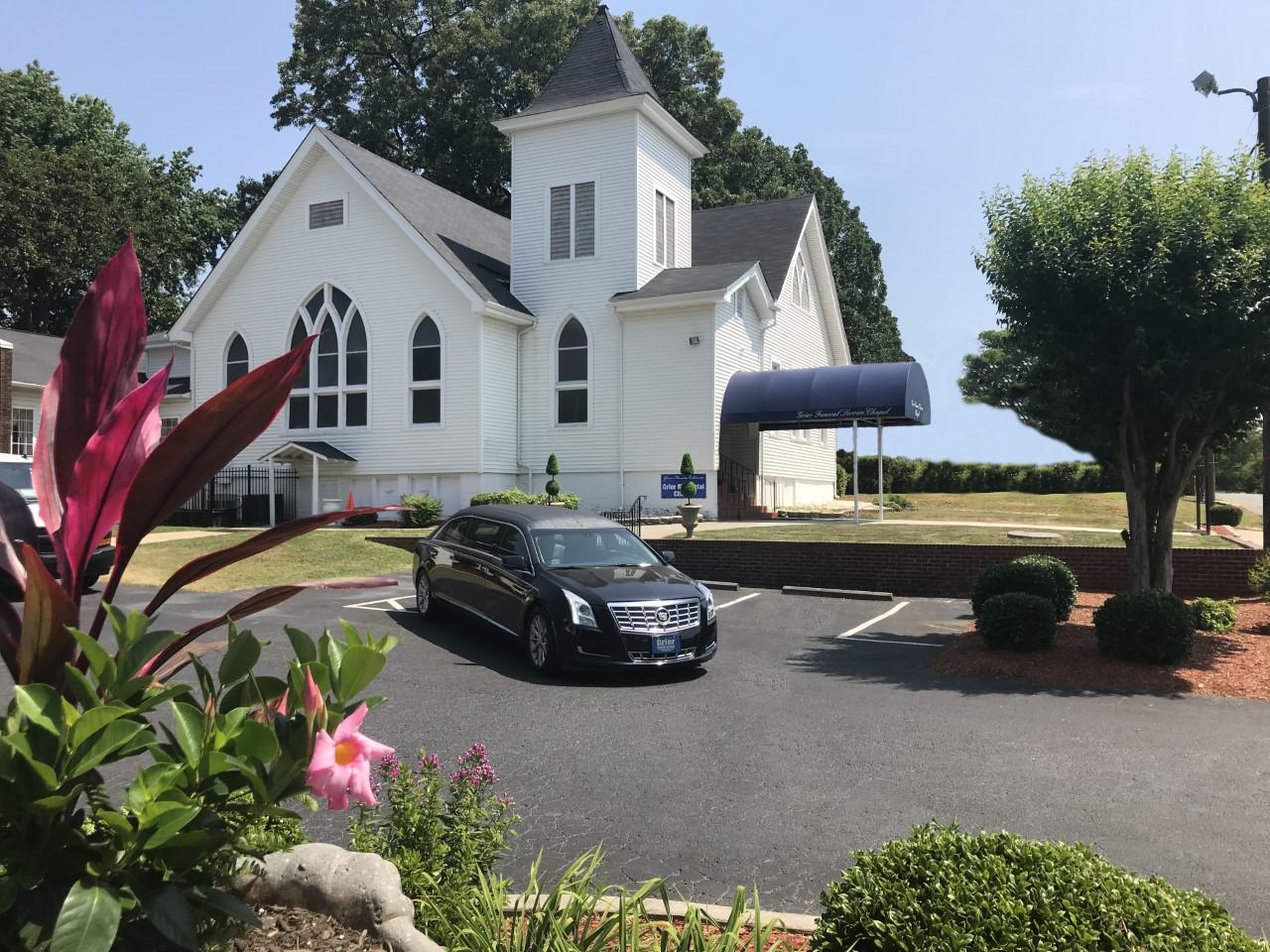 Grier Funeral Service : Charlotte, North Carolina (NC)