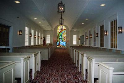 William F. DeCarbo Memorial Chapel