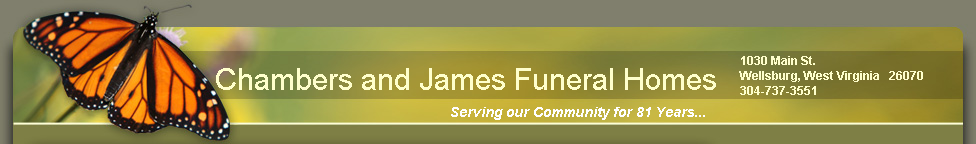 Chambers and James Funeral Homes