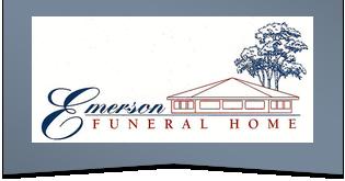 Recent Obituaries Emerson Funeral Home