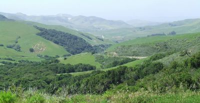 The Hills Surrounding Lompoc