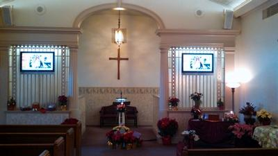 Memorial Service during the Holidays