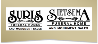 SURLS FUNERAL HOMES