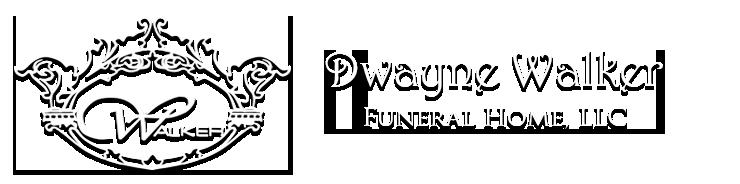 Recent Obituaries | Walker Funeral Home, LLC