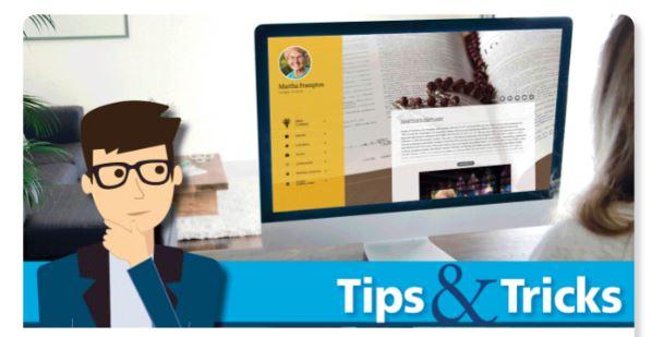Tukios - Tips & Tricks