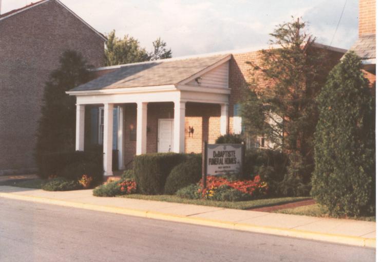 Recent Obituaries | DeBaptiste Funeral Homes, Inc